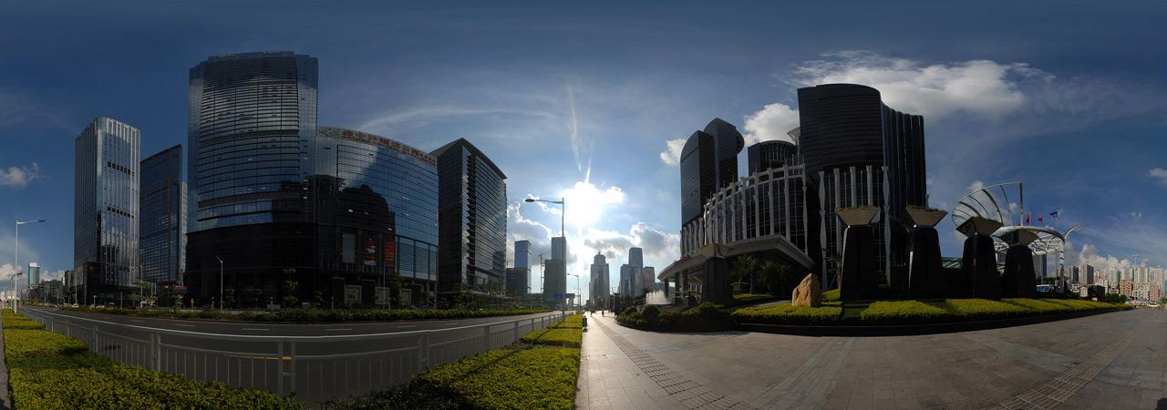 daily360° | Shenzhen – Fuhua Road (Sheraton Futian Hotel)