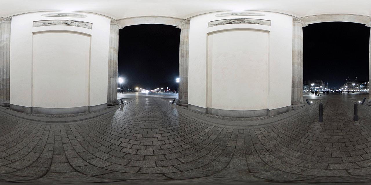 daily360°   Berlin – Brandenburg Gate