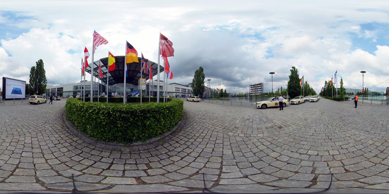 daily360° | Munich – Trade Fair