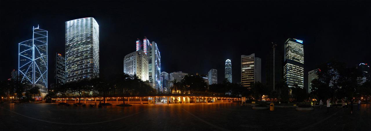 daily360°   Hong Kong – Chater Garden