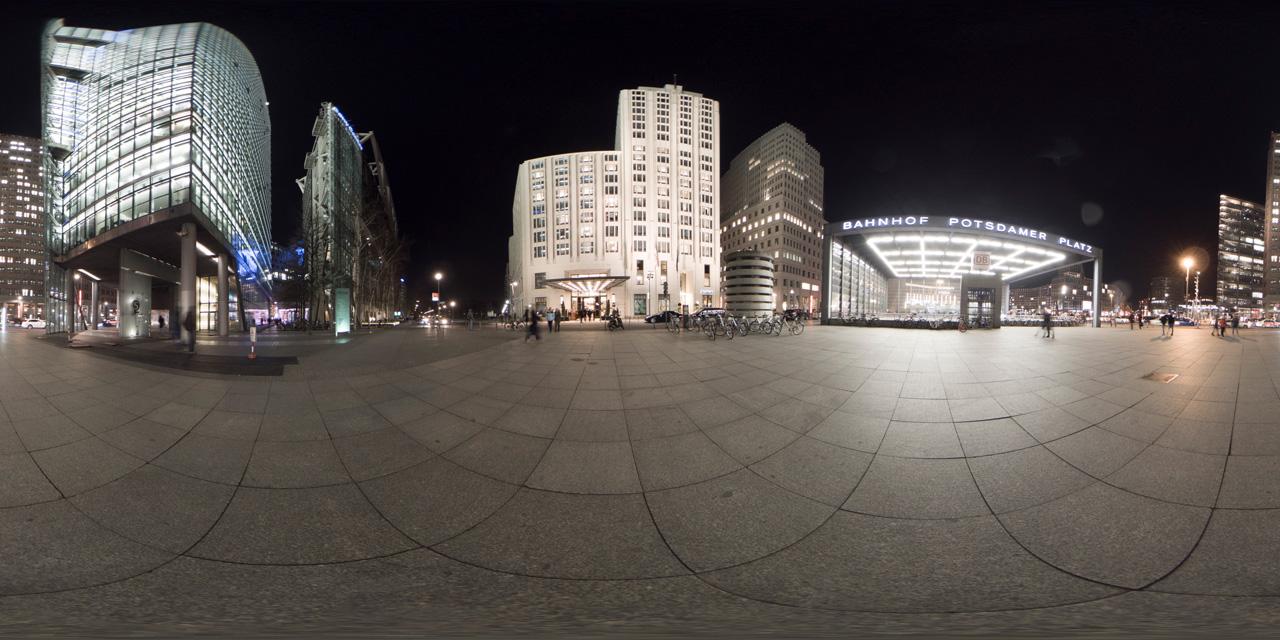 daily360° | Berlin – Potsdamer Platz